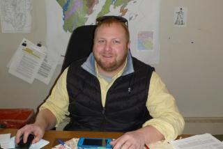 Nick Adams, Codes Enforcement Officer